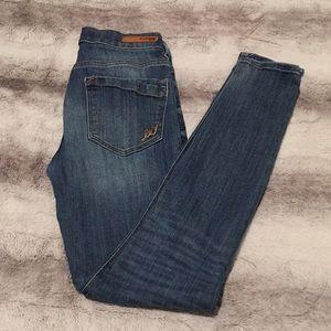 Express Mia Jean Legging Size 00 short